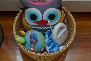 way cool owl plus baby monitor