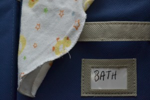 an example of the super thin washcloths that I still love